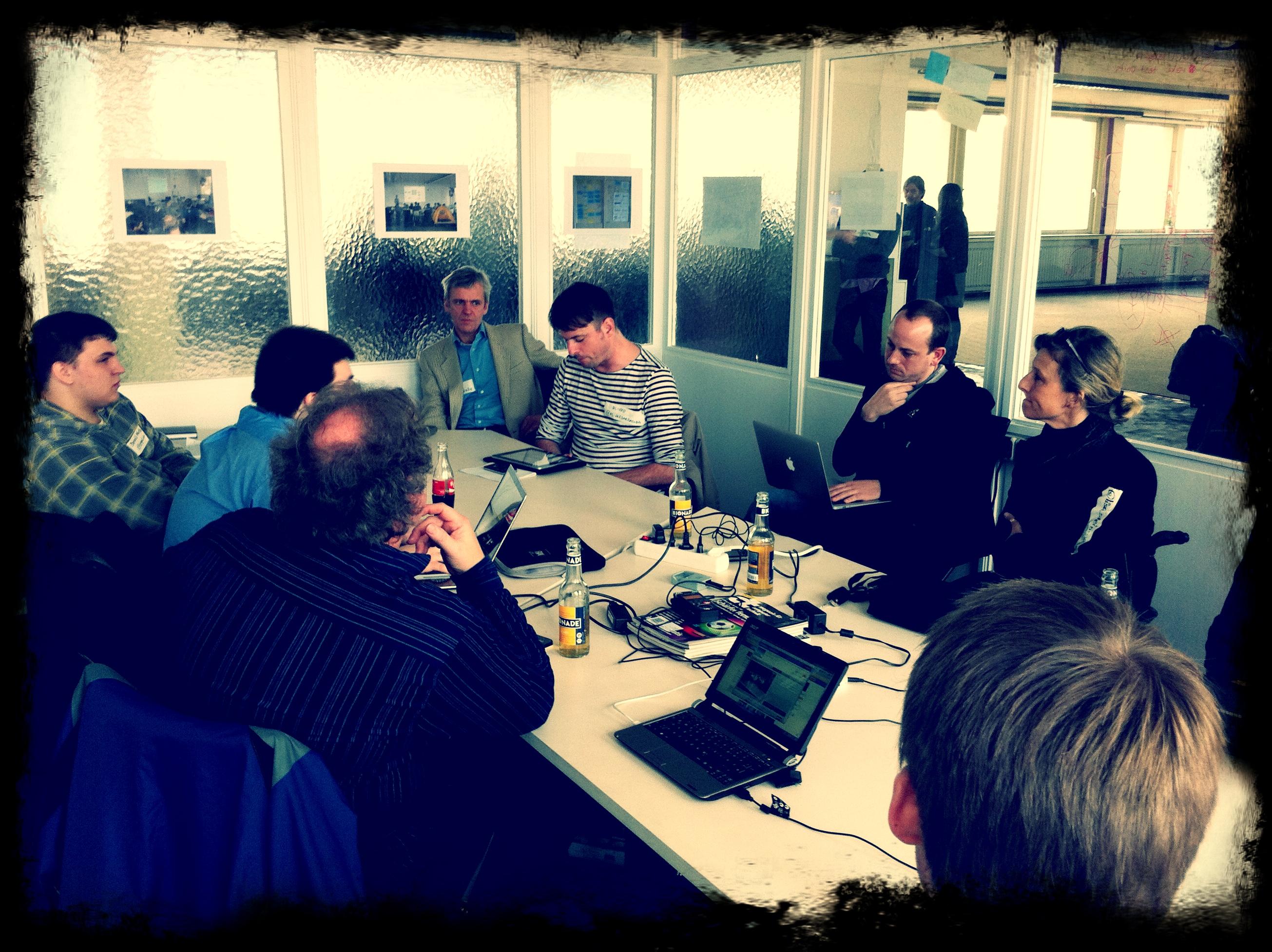 Barcamp als Bürgerbeteiligung