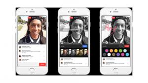 Facebook Live Filters