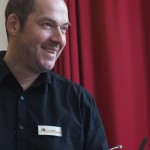 Claus Arndt beim Open Data Hackday 2015 in Moers