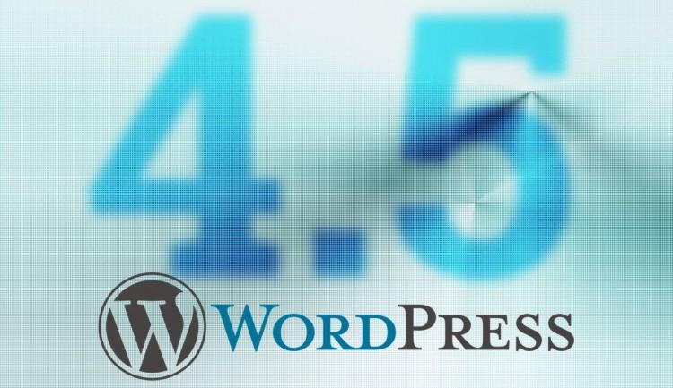 WordPress 4.5 - was ist neu?