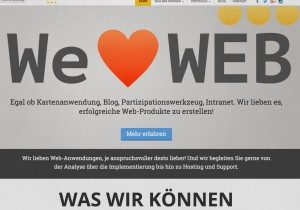 Neue Homepage COM.lounge